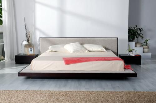 Wide Platform Bed Low Platform Bed Frame Bed Design Modern Platform Bed