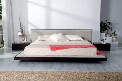Wide Platform Bed Bed Design Low Platform Bed Frame Modern