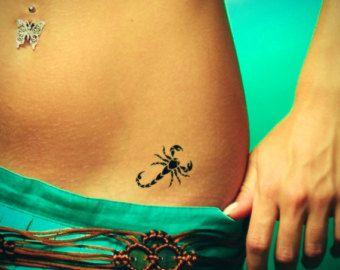 tiny scorpio tattoo - Iskanje Google