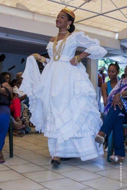 robe de mariée antillaise Créolissimement moi in 2019