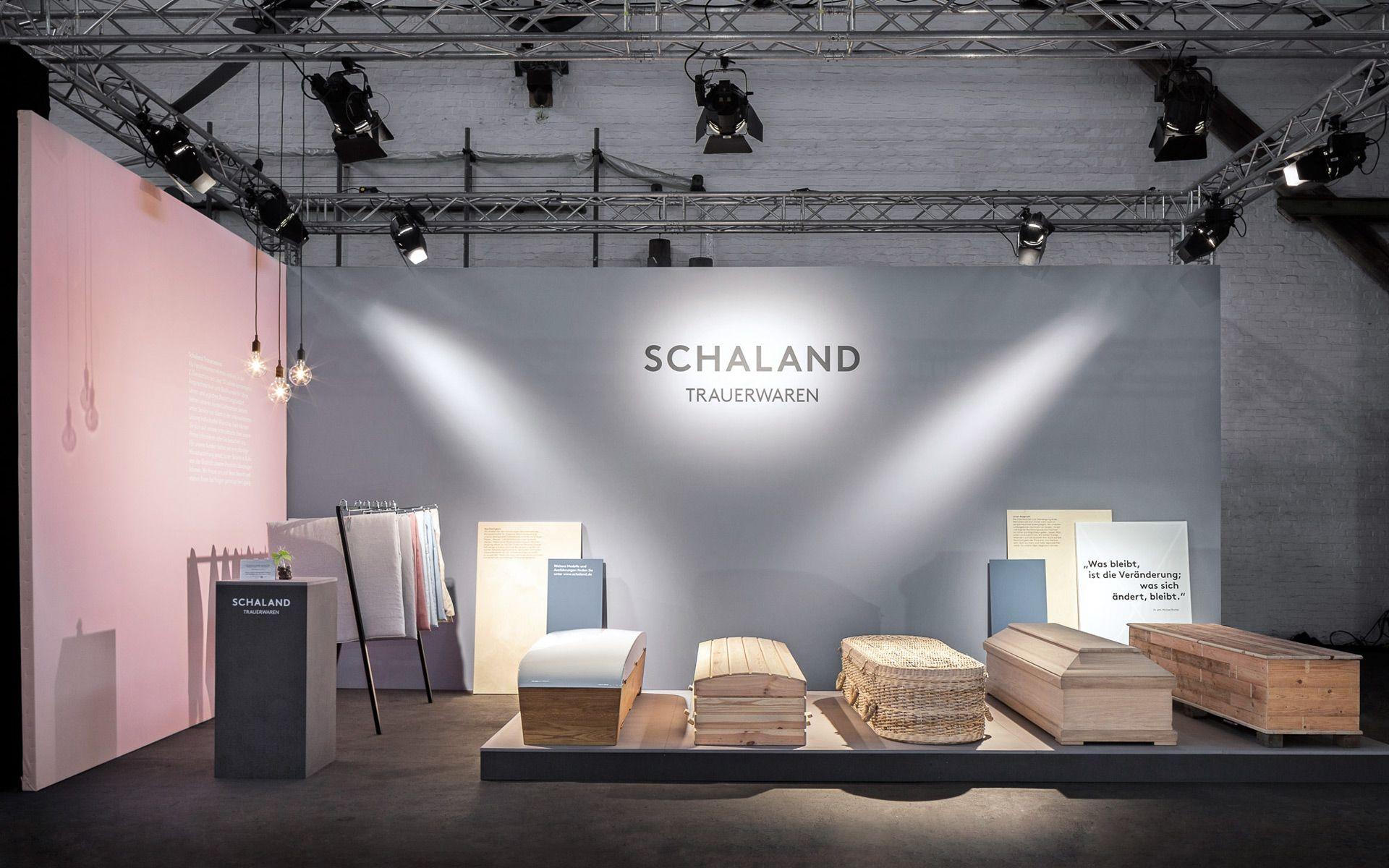 Schaland Forum 2015 Hamburg. Ein Traditionsgroßhandel