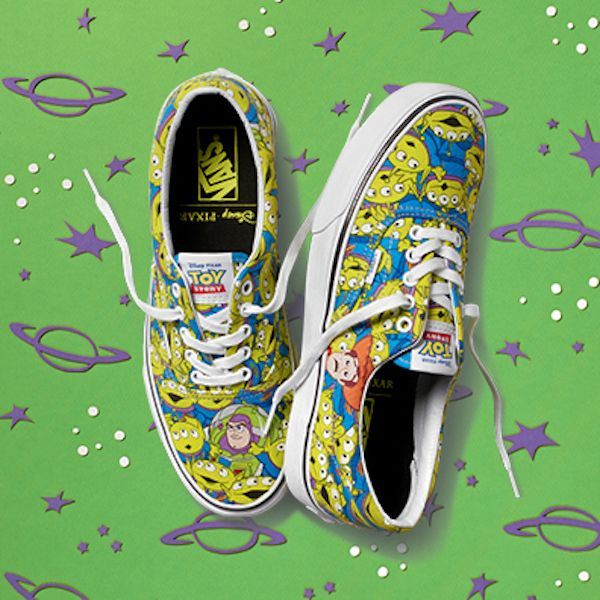 42bd640dccb1 The Disney x Vans  Toy Story  Footwear Collection Has A Release Date ...
