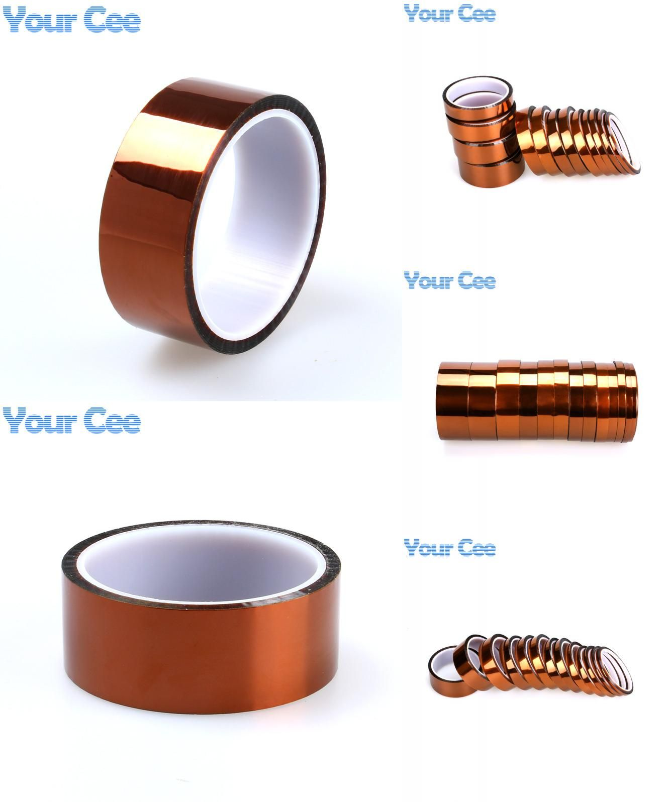 3.82US $ 2% OFF|35mm x 33m High Temperature Resistant Tape Heat Dedicated Tape Polyimide Tape for BGA PCB SMT 3D Printer Up to 250 Celsius|printer pcb|tape pentape binding - AliExpress