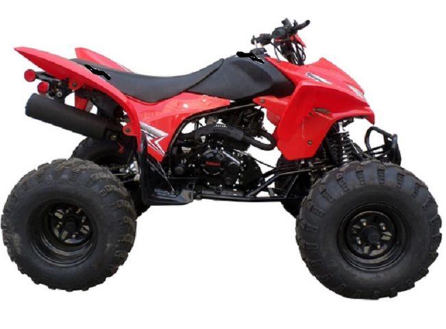 Lancer Ultra 250cc Sport Quad Rugged Suspension Compare To Honda Kartquest Com Sport Atv Atv 250cc