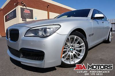 BMW 750i 2011 M Sport Package 7 Series Sedan 750 11