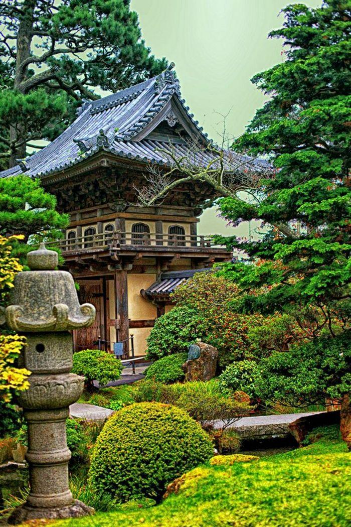 Japanese Garden the wonder of Zen culture! culture