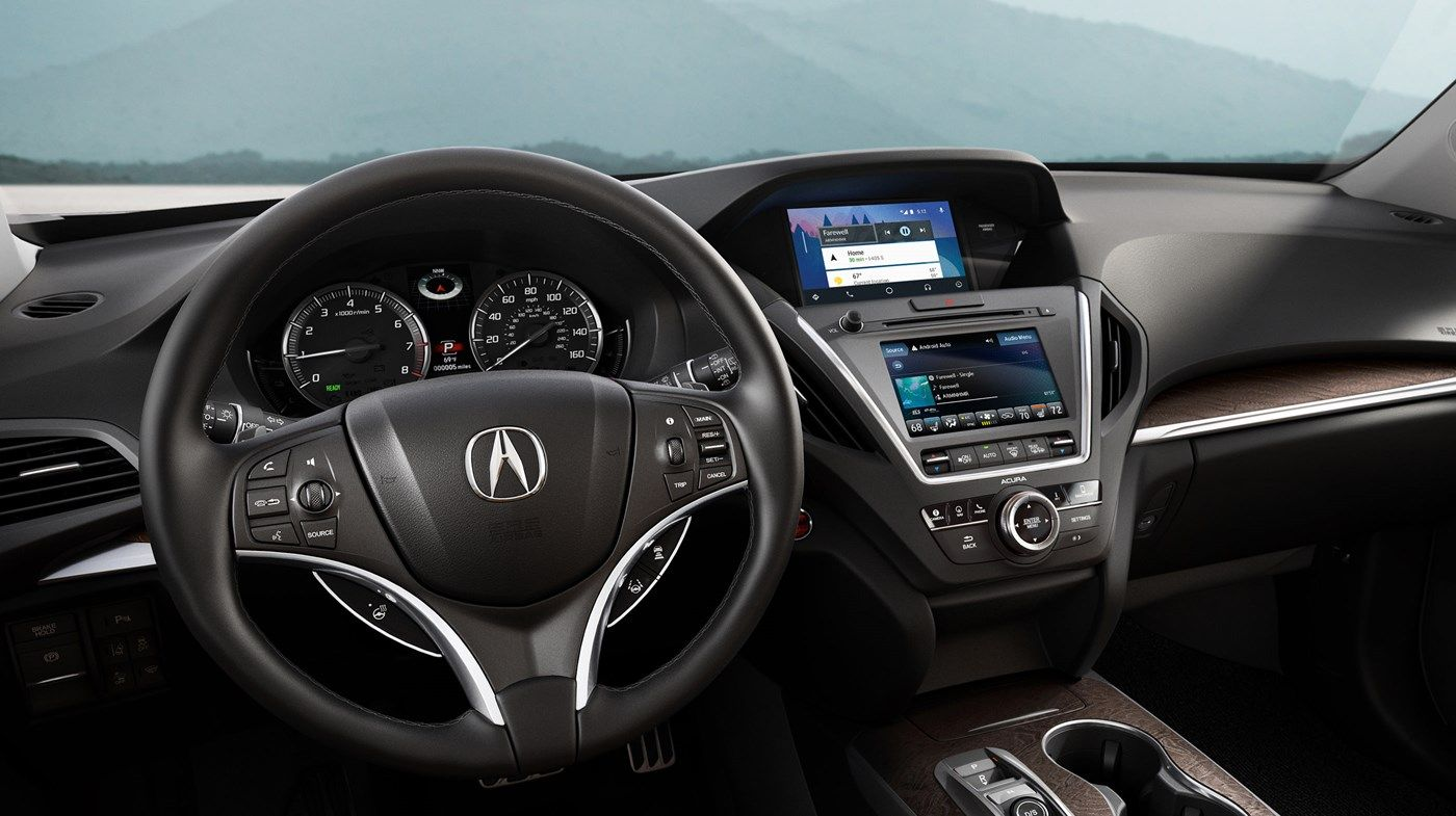Mdx 2019 Acura Mdx Technology Package Acura