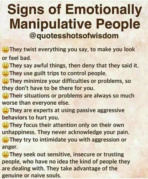 Victimized Narcissist