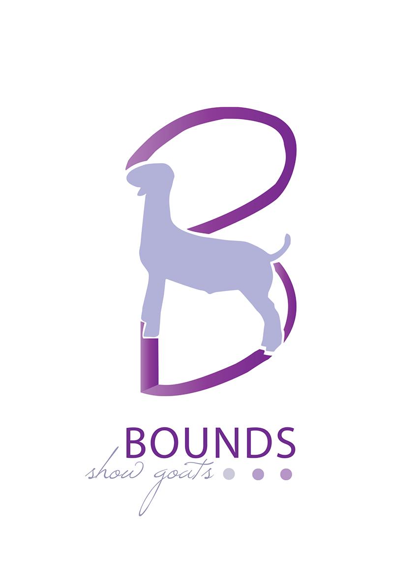 Agri cultures project logo duckdog design - Bounds Show Goats Logo Design By Morgan Leigh Meisenheimer Www Facebook