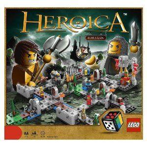 $29.67 - Lego Heroica Game - Castle Fortaan