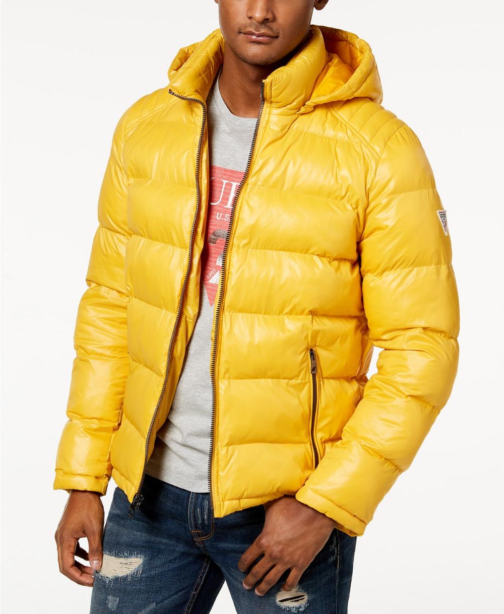 Guess Men S Hooded Puffer Coat Reviews Coats Jackets Men Macy S Guess Men Mens Hooded Puffer Coat [ 1219 x 1000 Pixel ]
