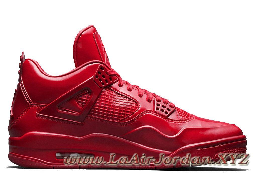 Air Jordan 11Lab4 University Red 719864-600 Chaussures Jordan Officiel 2017  pour Homme-Sneaker