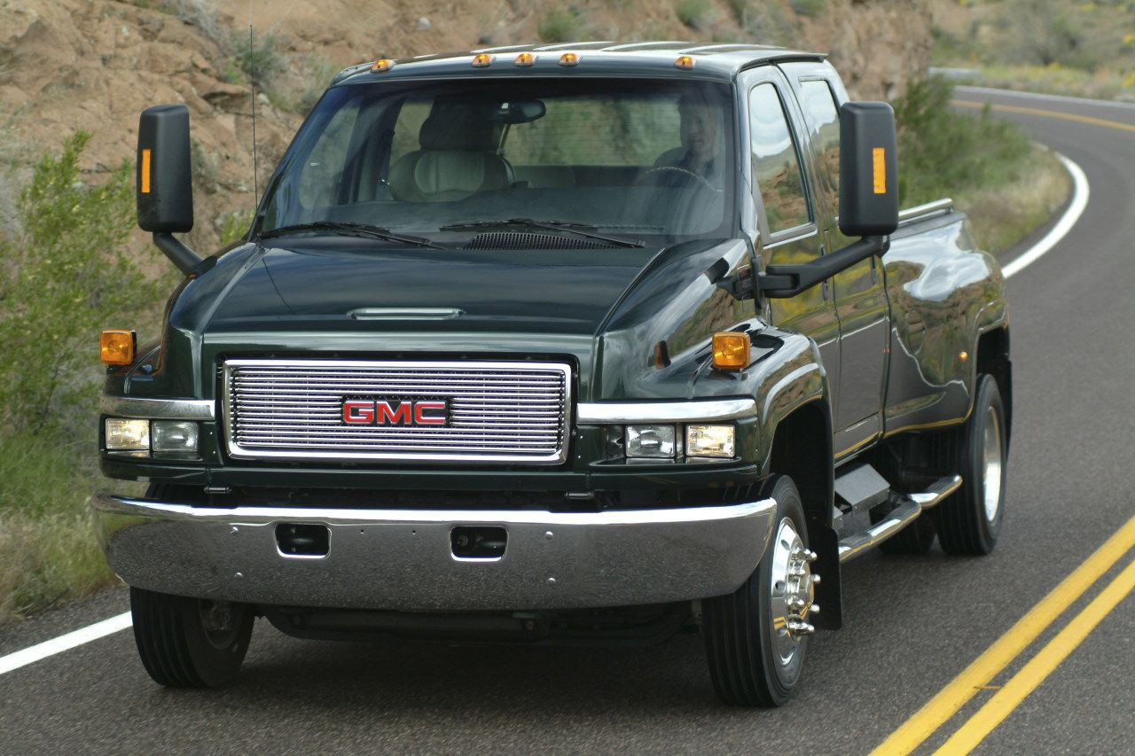 2007 gmc topkick 4x4 transformer ironhide pickup autoweek 2007 gmc topkick 4x4 transformer ironhide pickup autoweek transportation pinterest transformers ironhide 4x4 and tractor sciox Gallery
