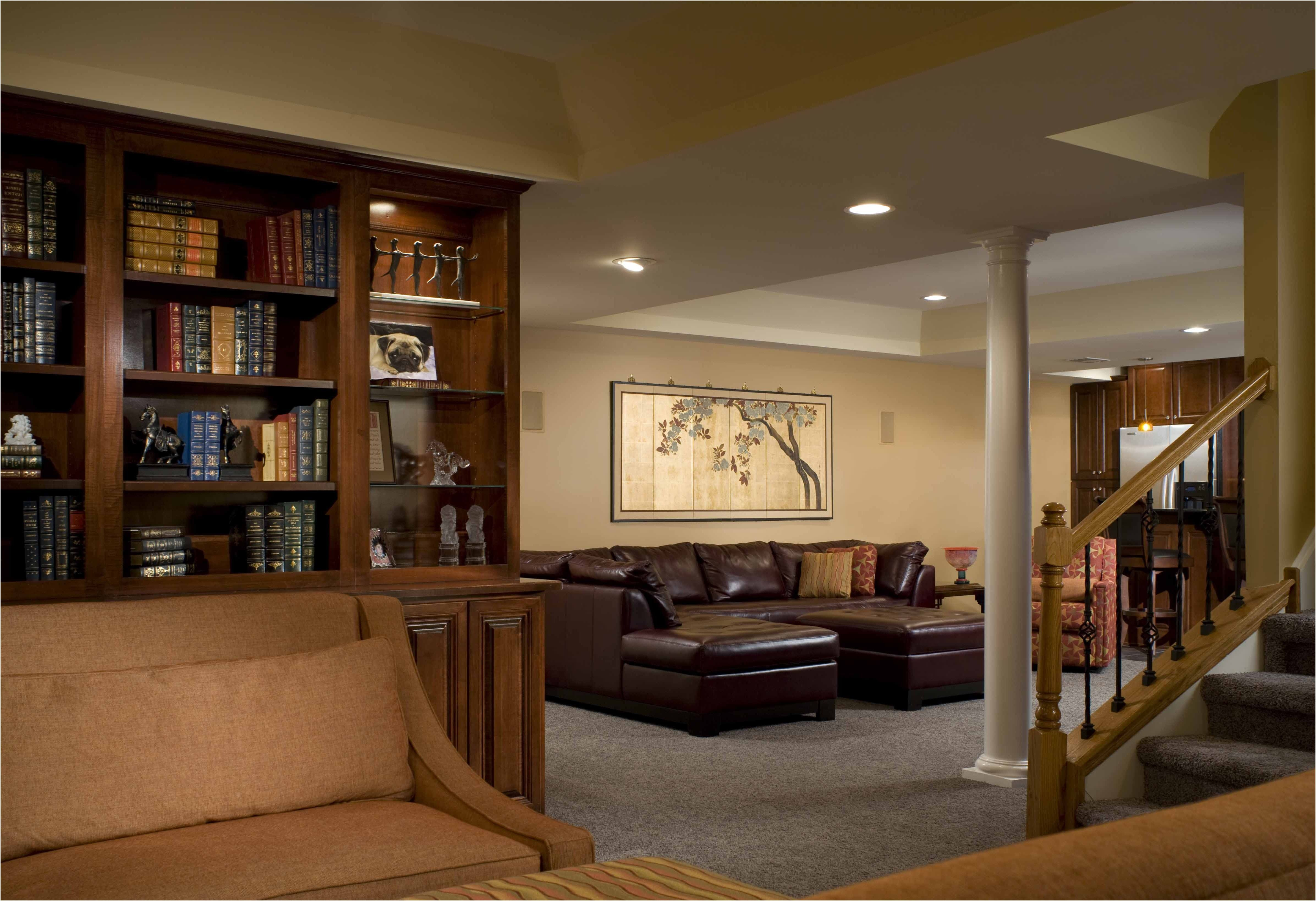 30 basement remodeling ideas inspiration from Home