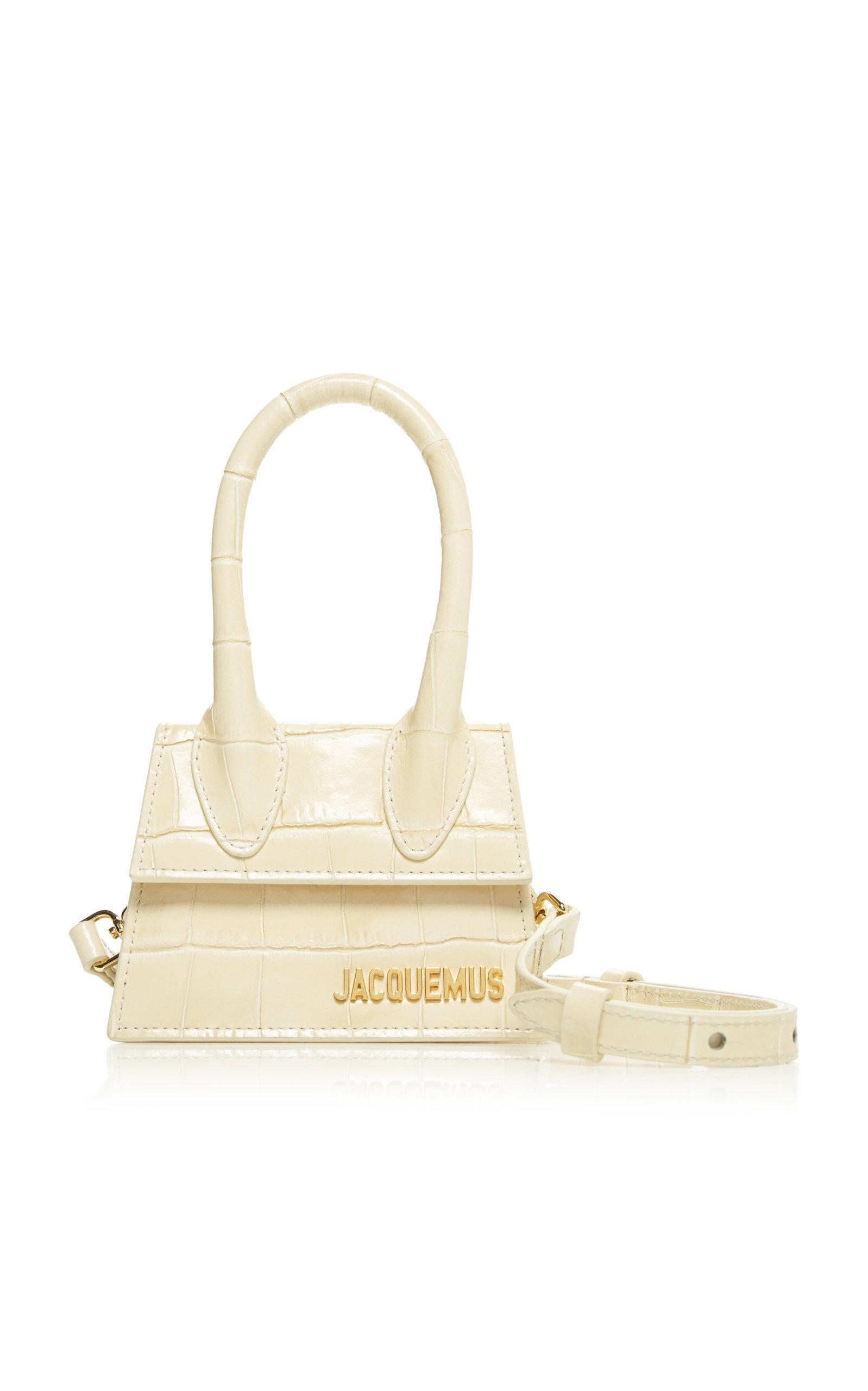 b4afbe8dda Jacquemus Le Chiquito Leather Mini Bag in 2019 | Want | Mini bag ...