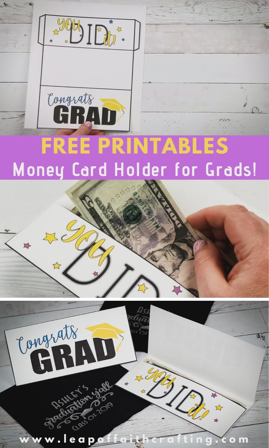 Photo of Free Printable Grad Card