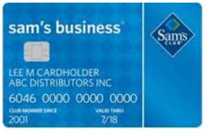 Sams Credit Login >> Sam S Club Credit Card Is A Credit Card Issued By Synchrony
