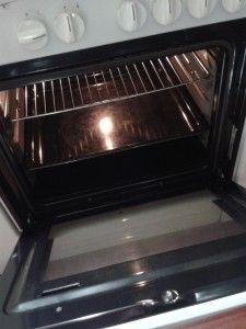 trucos de limpieza de horno