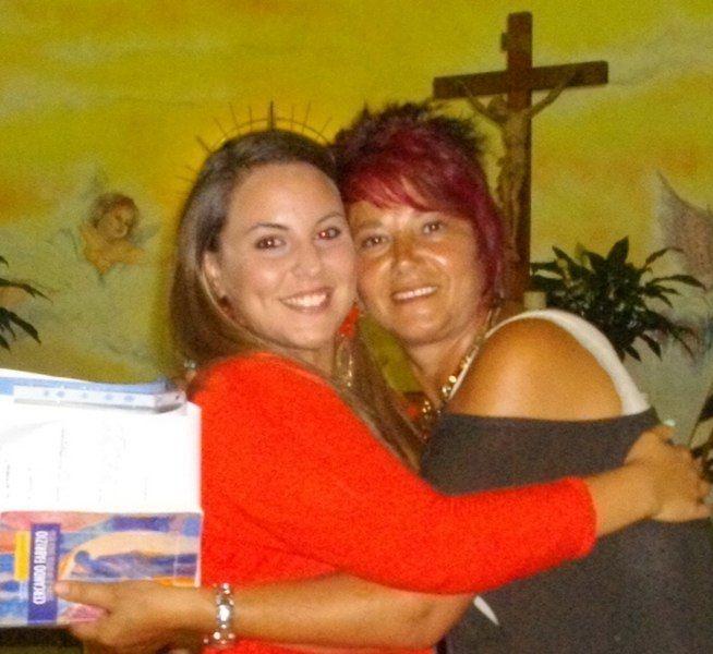 con Marta Bianco, cantante http://www.fabriziocatalano.it/2014-calabria-serate-destate-cercando-fabrizio-e/