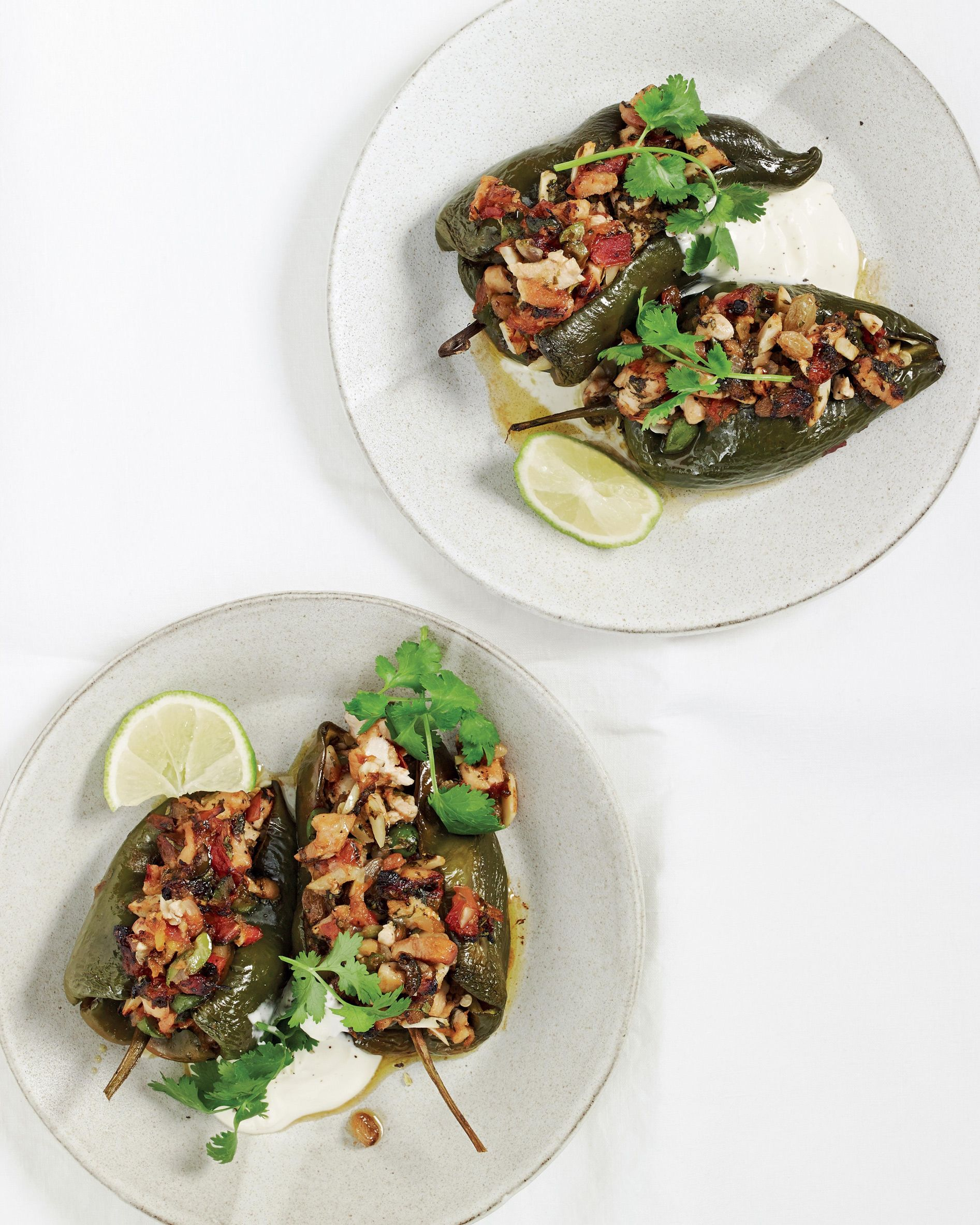 Baked Chiles Rellenos Recipe Ground chicken recipes