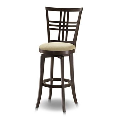 Jcpenney Com Tribune Swivel Barstool With Back With Images