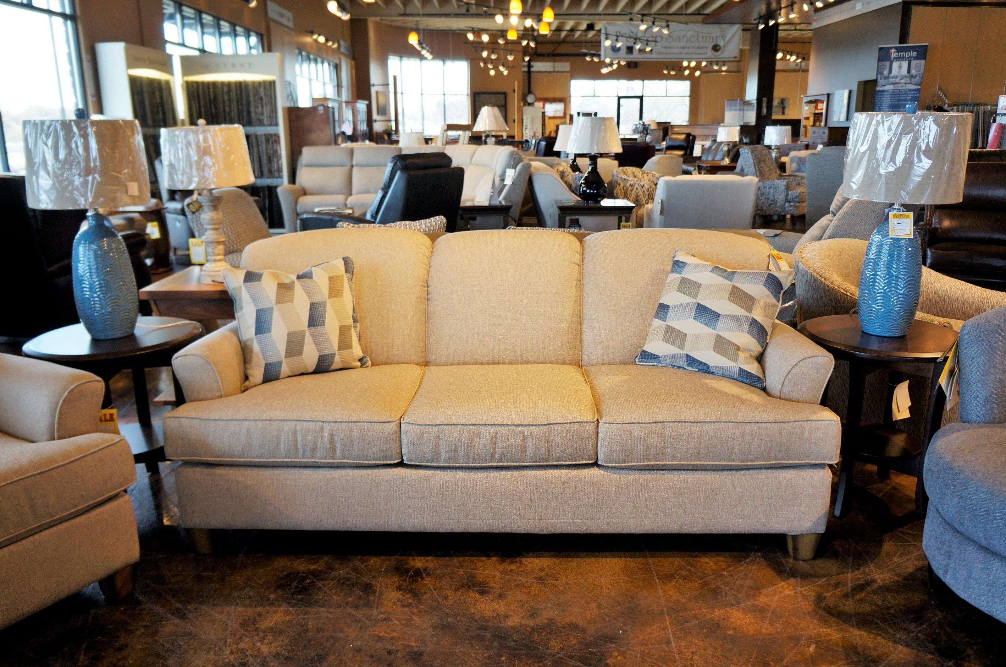 Atlantis Sofa By Flexsteel Available At Www Muellerfurniture Com Or