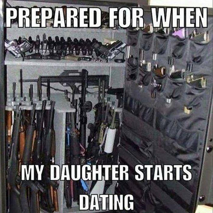 son till Guns dotter dating