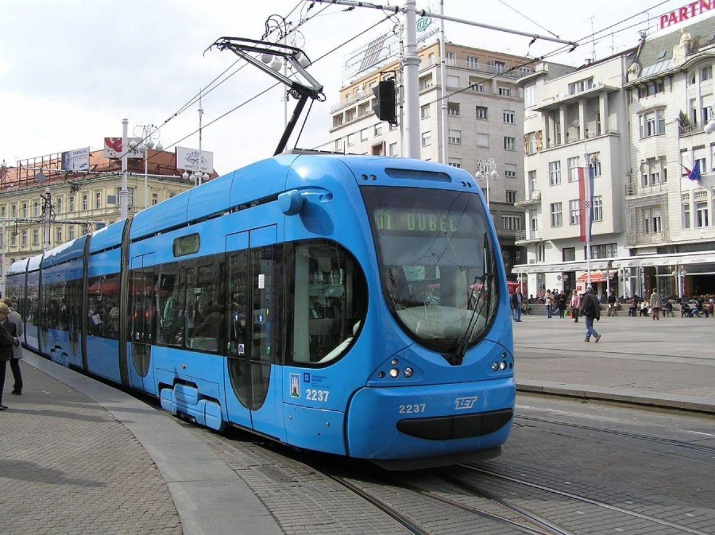 Zagreb Tram A Complete Guide Zagreb Croatia Public Transport Zagreb
