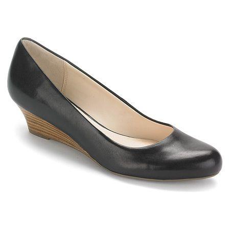 Rockport Alika Pump Women S Black Pumps Designer Shoe Warehouse Womens Shoe Store