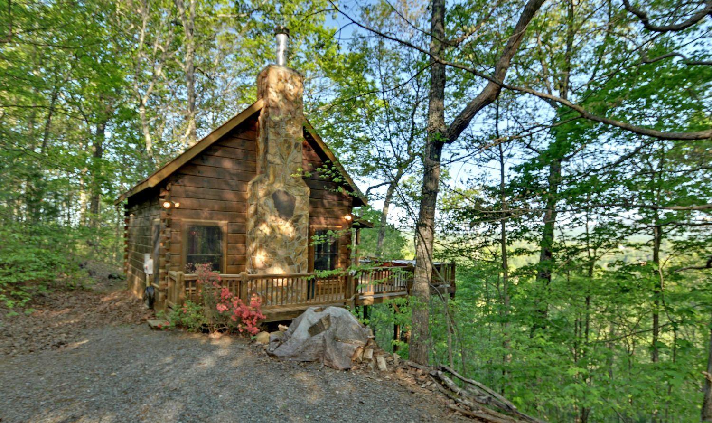 One Bedroom Cabin Rentals In Georgia   Sliding Rock Cabins®