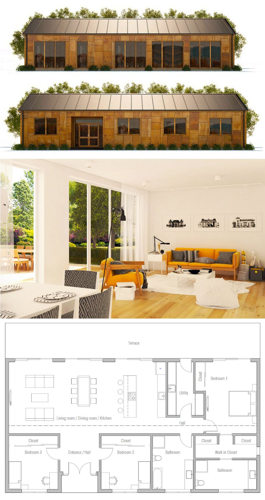 ^ 1000+ images about Haus on Pinterest House plans, Vaulted ...
