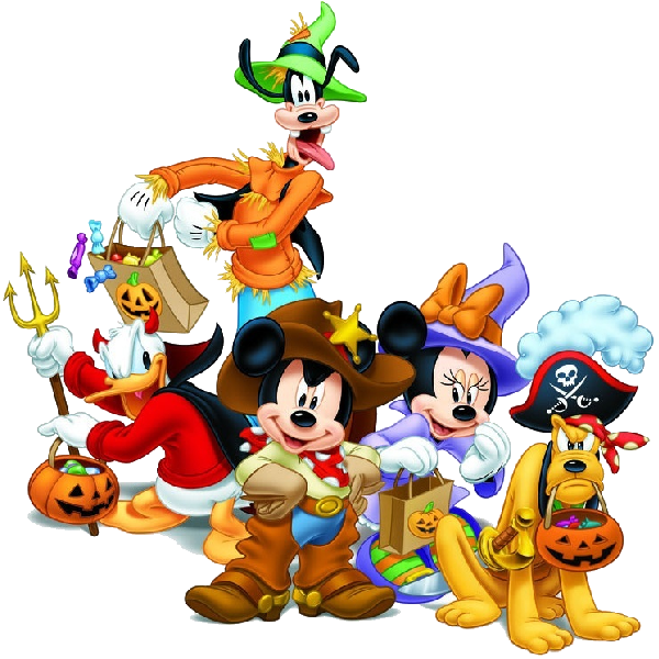 Disney halloween mikey y miney pinterest disney - Disney halloween images ...