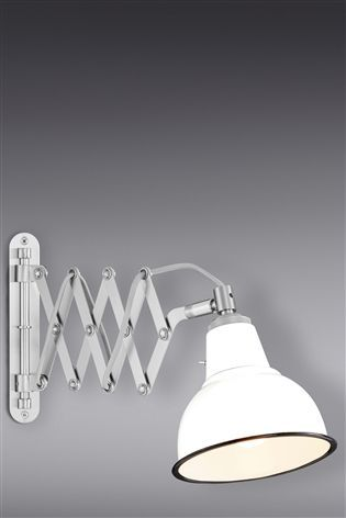next wall lighting. Exellent Wall Buy Georgetown Extendable Wall Light From The Next UK Online Shop And Lighting