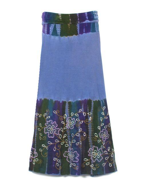 Daydream Tie Dye Maxi