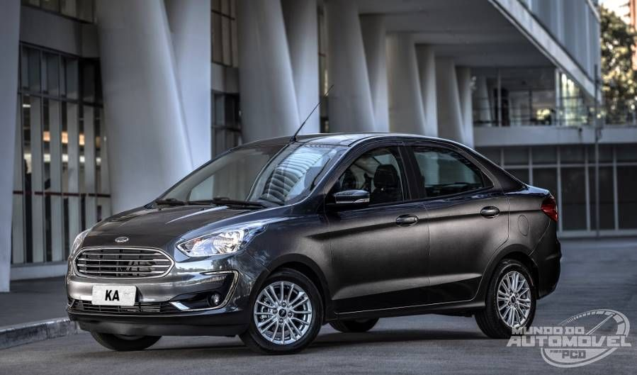 Ford Ka Sedan 2019 Preco Fotos Equipamentos E Mais Carros Pcd