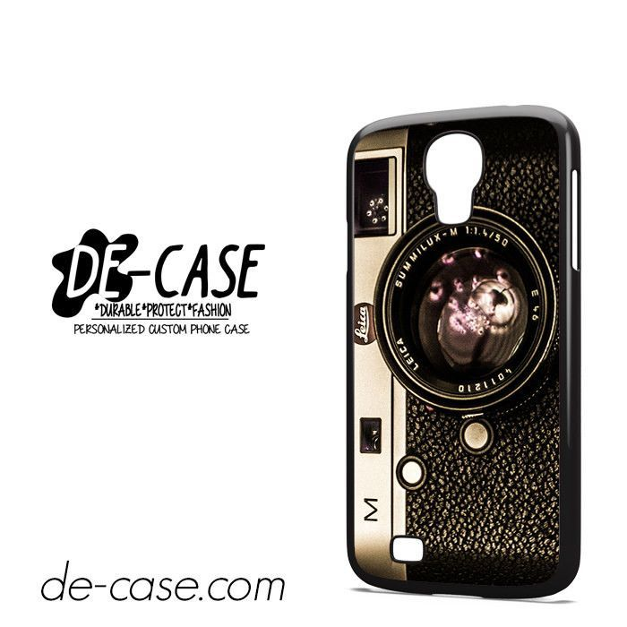 Camera Vintage Leica DEAL-2292 Samsung Phonecase Cover For Samsung Galaxy S4 / S4 Mini