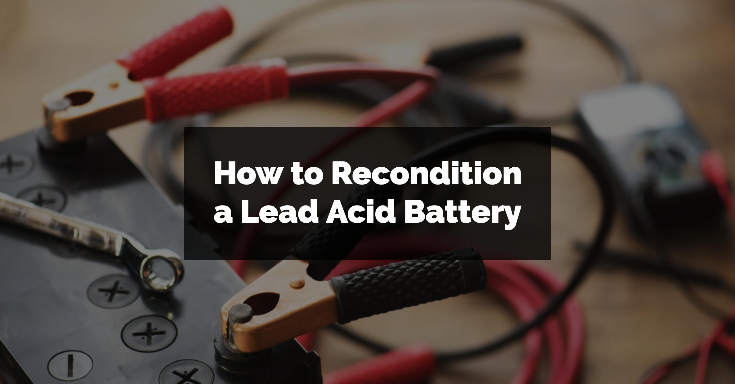 Pin on Recondition Batteries