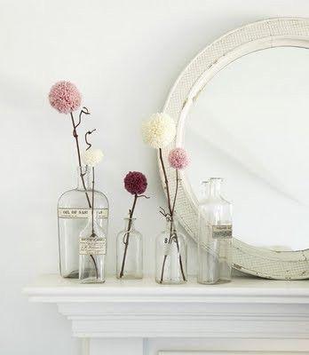 DIY decor. http://media-cache0.pinterest.com/upload/23432860530688000_djvllbXu_f.jpg karenlazarus home