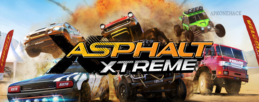 Asphalt Xtreme is an racing game for android Download latest version