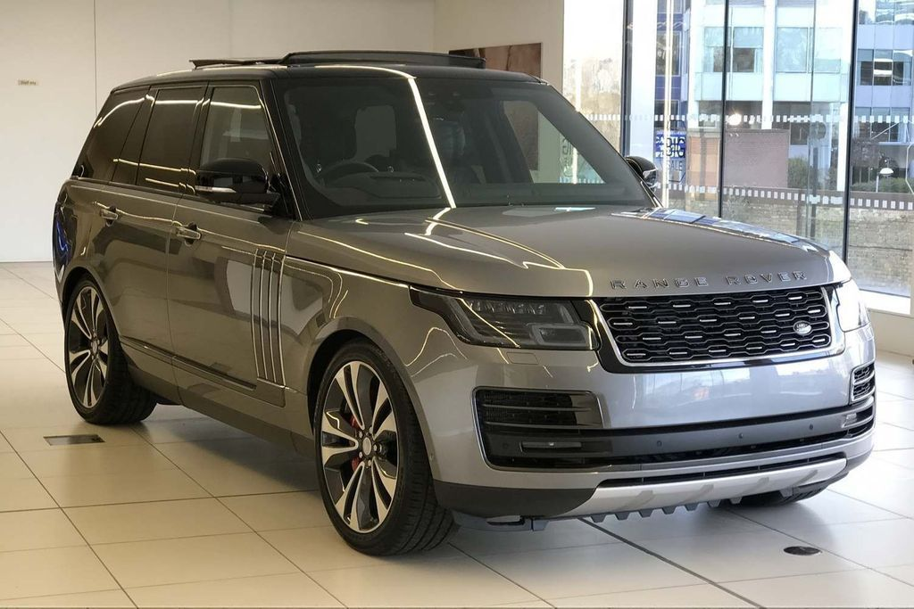 2020 Land Rover Range Rover 5 0 P565 V8 Sv Autobiography Dynamic Auto 4wd S S 5dr Range Rover Supercharged Land Rover Used Suv For Sale