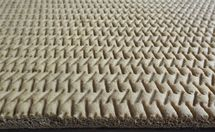 Chipfoam Rebond And Other Foam Underpads Rubber Carpet Cushions Carpet Underlay