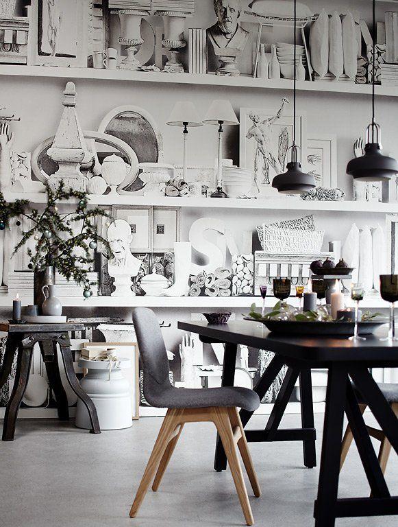 Grau Trendfarbe Fur Mobel Deko Und Ganze Raume Fototapete Kuche Schoner Wohnen Und Inneneinrichtung