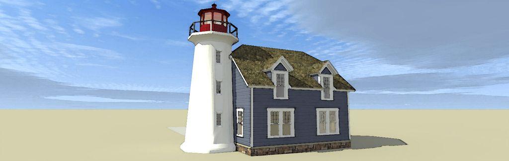 Lighthouse Home Designs Plans Google Search Beach Style House Plans Unique House Plans Castle House Plans