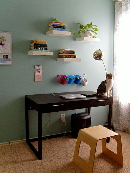 Lovely Making An Office Desk