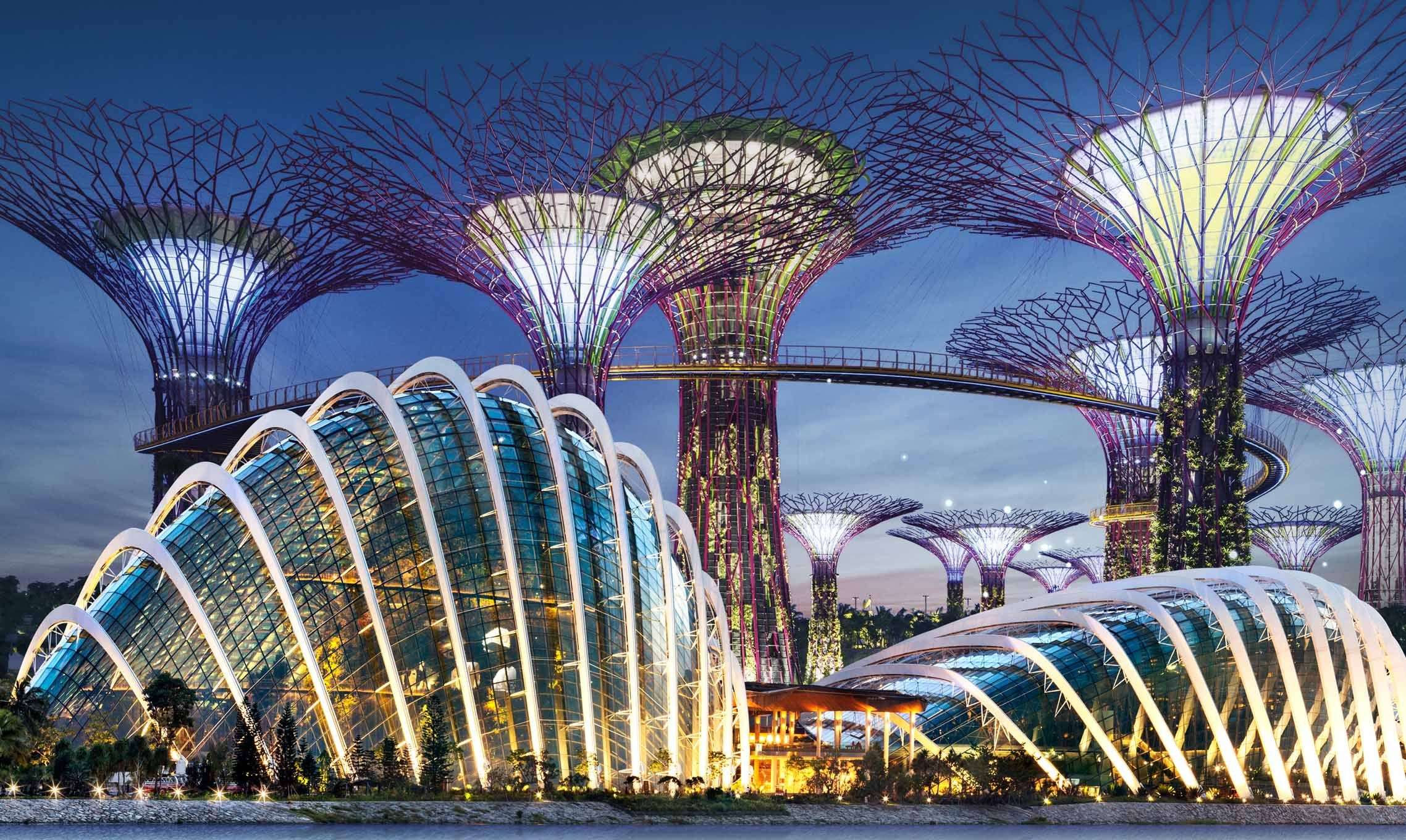 Best of bangkok, hong kong & Dubai with Emirates ...