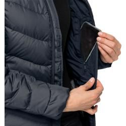 Photo of Jack Wolfskin windproof down jacket women Selenium S blue Jack WolfskinJack Wolfskin