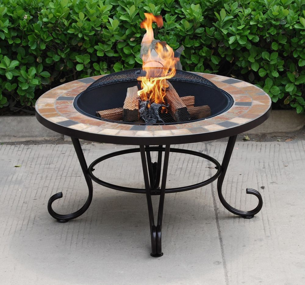 Outdoor Coffee Table Heater: Outdoor Fire Pit Outdoor Heater Coffee Table Fire Pit BBQ