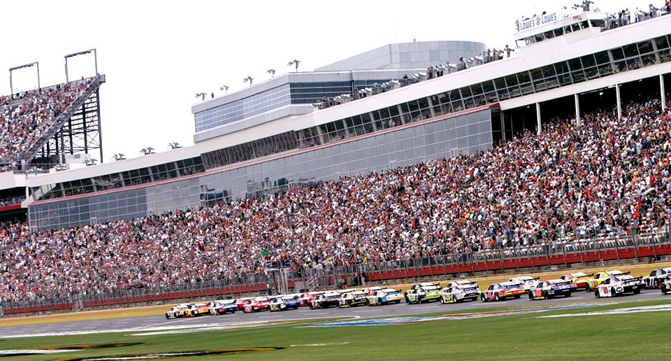 Charlotte Motor Speedway Attractions In And Around