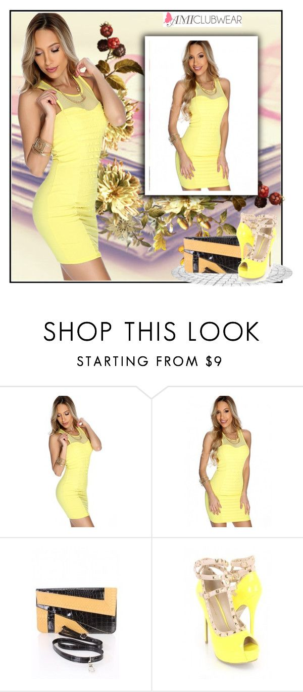 """""""AMICLUBWEAR 3/30"""" by blagica92 ❤ liked on Polyvore"""