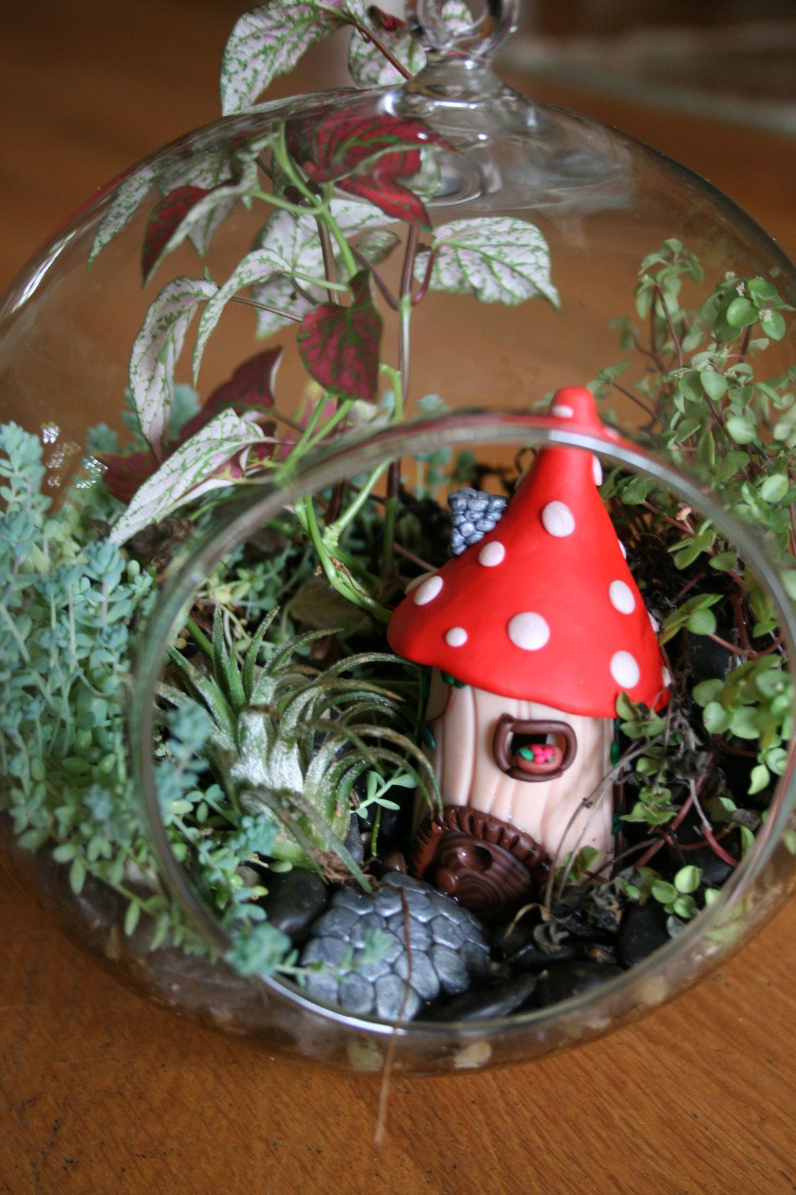 Maisonnette Fairy House. Beautiful Fairy House From Lewis Ginter ...